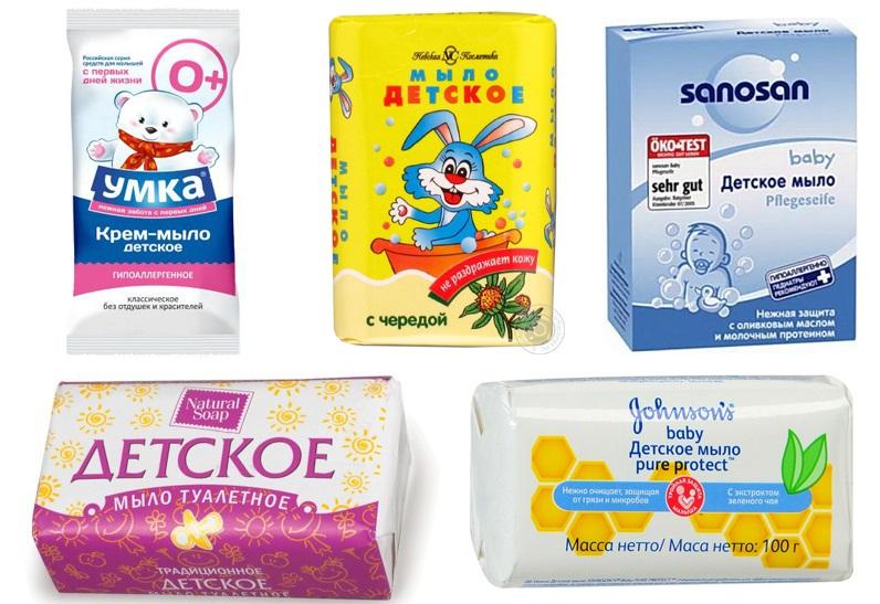 ЭкоТест на детское мыло
